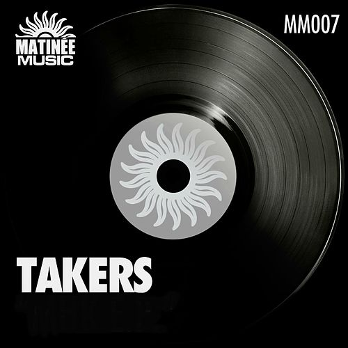 Mhk E.P. by The Takers