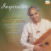 Play & Download Inspiration (Live) by Pandit Jasraj | Napster