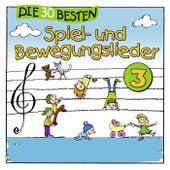 Die 30 besten Spiel- und Bewegungslieder, Vol. 3 von Karsten Glück Simone Sommerland