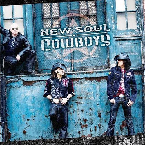 Play & Download New Soul Cowboys by Anthony Gomes | Napster