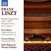 Liszt: Piano Concertos Nos. 1 & 2 (Version for 2 Pianos) - Ritzen: Improvisation on Et incarnatus est by Various Artists