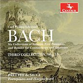 Play & Download C.P.E. Bach: Works for Fortepiano & Harpsichord by Preethi de Silva | Napster