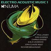 Play & Download Electro Acoustic Music 1 by Various Artists | Napster