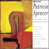 The Now and Present Flute by Patricia Spencer