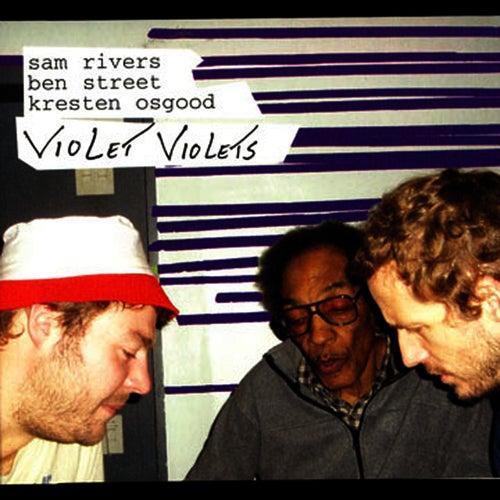 Violet Violets by Kresten Osgood
