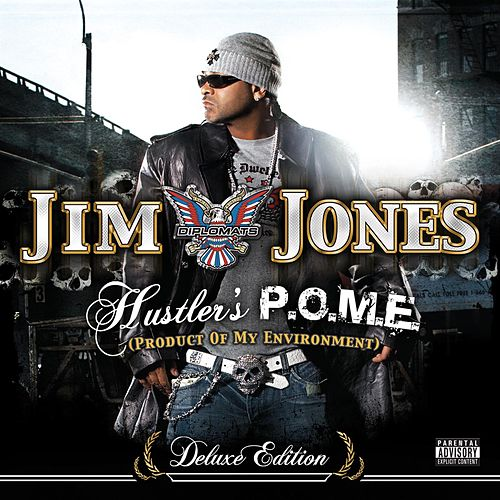 Hustler's P.O.M.E. (Deluxe Edition) by Jim Jones