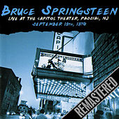 Live At The Capitol Theater, Passiac, NJ. Sep 19. 1978 von Bruce Springsteen