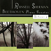 Beethoven Piano Sonatas, Vol. 1 by Russell Sherman