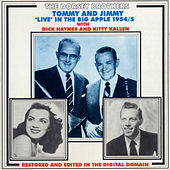 Play & Download Tommy and Jimmy Live in the Big Apple 1954-55 by Various Artists | Napster
