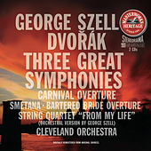 Play & Download Masterworks Heritage - Dvorák: Symphonies Nos. 7-9 and other works by George Szell | Napster