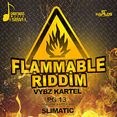 Play & Download Flammable Riddim by Various Artists | Napster