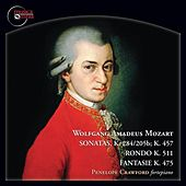 Play & Download Mozart: Sonatas, K. 284/205b & K. 457 by Penelope Crawford | Napster