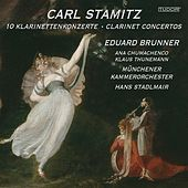 Stamitz: Clarinet Concertos by Various Artists