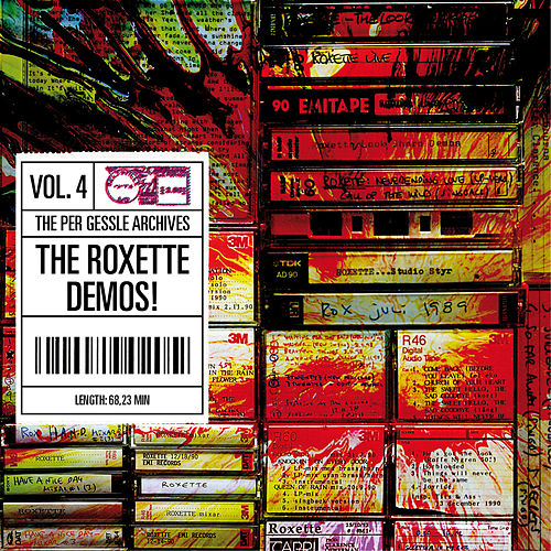 The Per Gessle Archives - The Roxette Demos!, Vol. 4 by Per Gessle