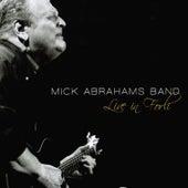 Live in Forli by Mick Abrahams