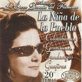 La Niña de la Puebla, La Época Dorada del Flamenco Español by La Niña de la Puebla