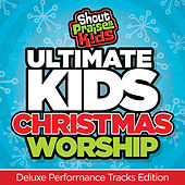 Ultimate Kids Christmas Worship (Deluxe Performance Trax Edition) (Deluxe Performance Tracks Edition) by Shout Praises! Kids
