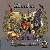 Elephant Circus by Microesfera