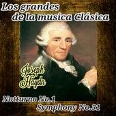 Joseph Haydn, Los Grandes de La Música Clásica by Various Artists