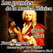 Antonio Vivaldi, Los Grandes de la Música Clásica by Various Artists