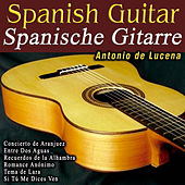 Spanish Guitar by Antonio De Lucena