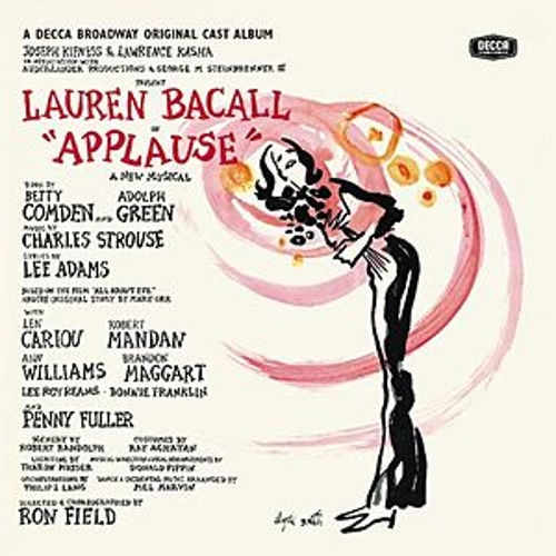 Play & Download Applause by Lauren Bacall | Napster