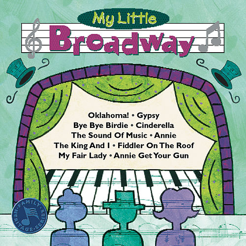 Play & Download My Little Broadway by Chris Calabrese | Napster