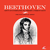 Beethoven: String Quartets, Op 18 (Digitally Remastered) by Fine Arts Quartet