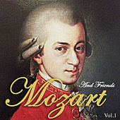 Mozart & Friends - The Best of Mozart & Friends Classical Piano Variations by Various Artists