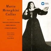 Callas sings Arias from Tristano e Isotta, Norma & I puritani - Callas Remastered by Orchestra Sinfonica di Torino della RAI Arturo Basile Maria Callas