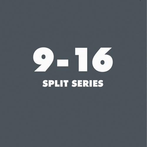 Split Series 9-16 by Various Artists
