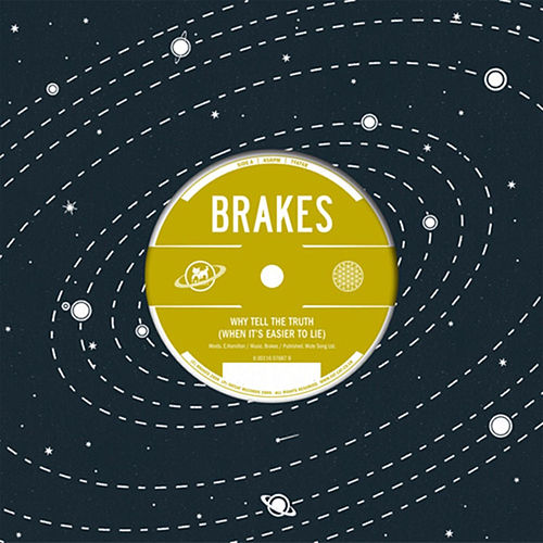 Play & Download Why Tell the Truth (When It's Easier to Lie) / Worry About It Later by The Brakes | Napster