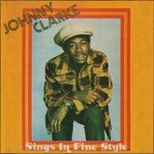 Sings In Fine Tune by Johnny Clarke