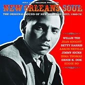 Soul Jazz Records Presents New Orleans Soul: The Original Sound of New Orleans Soul 1960-76 by Various Artists