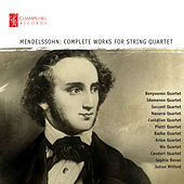 Play & Download Complete Mendelssohn Quartets by Various Artists | Napster