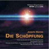 Die Schöpfung, Hob. XXI:2 - Oratorium für Solostimmen, Chor und Orchester, Vol. 1 by Philharmonie Timisoara