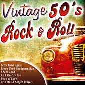 Play & Download Vintage 50's Rock & Roll by Various Artists | Napster