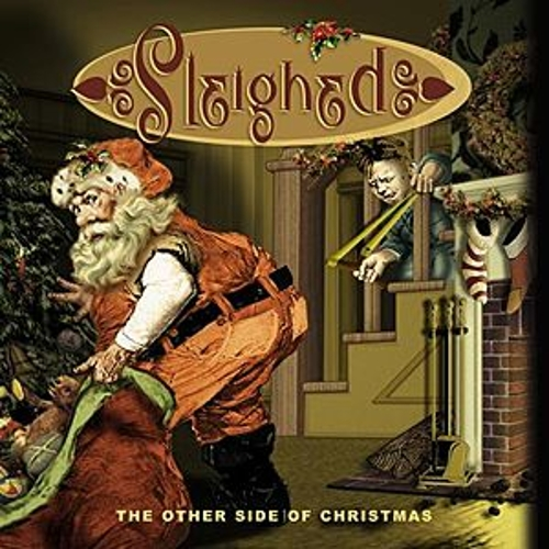 Sleighed: The Other Side Of Christmas by Various Artists