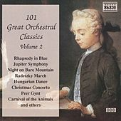 Play & Download 101 Great Orchestral Classics Vol. 2 by Various Artists | Napster