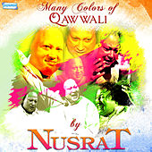 Play & Download Many Colors of Qawwali by Nusrat by Nusrat Fateh Ali Khan | Napster