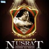 Play & Download Qawwali Feast by Nusrat Fateh Ali Khan by Nusrat Fateh Ali Khan | Napster
