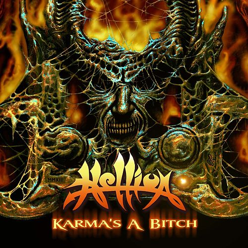 Play & Download Karma's A Bitch by Hellion | Napster