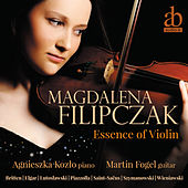 Essence of Violin by Magdalena Filipczak
