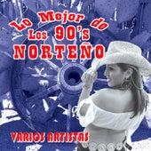 Play & Download Lo Mejor de los 90's Norteno by Various Artists | Napster