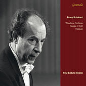 Schubert: Wanderer-fantasie & Piano Sonata No. 15 by Paul Badura-Skoda