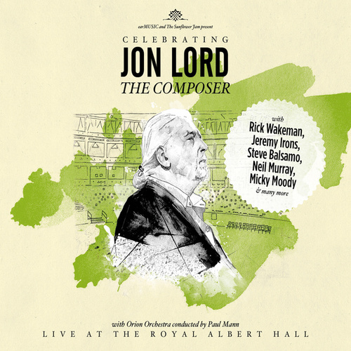 Celebrating Jon Lord – The Composer by Jon Lord