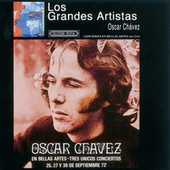 Play & Download Los Grandes Artistas/Concierto En Bellas Artes by Oscar Chavez | Napster