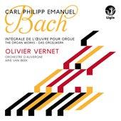 Carl Philipp Emanuel Bach - Intégrale de l'œuvre pour orgue by Olivier Vernet