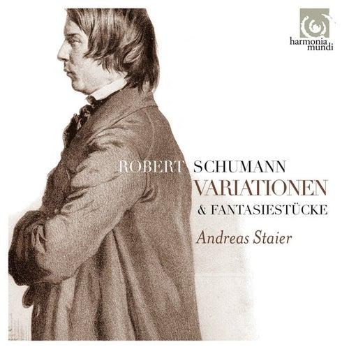 Play & Download Schumann: Variationen & Fantasiestücke by Andreas Staier | Napster