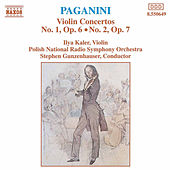 Play & Download Violin Concertos Nos. 1 and  2 by Nicolo Paganini | Napster